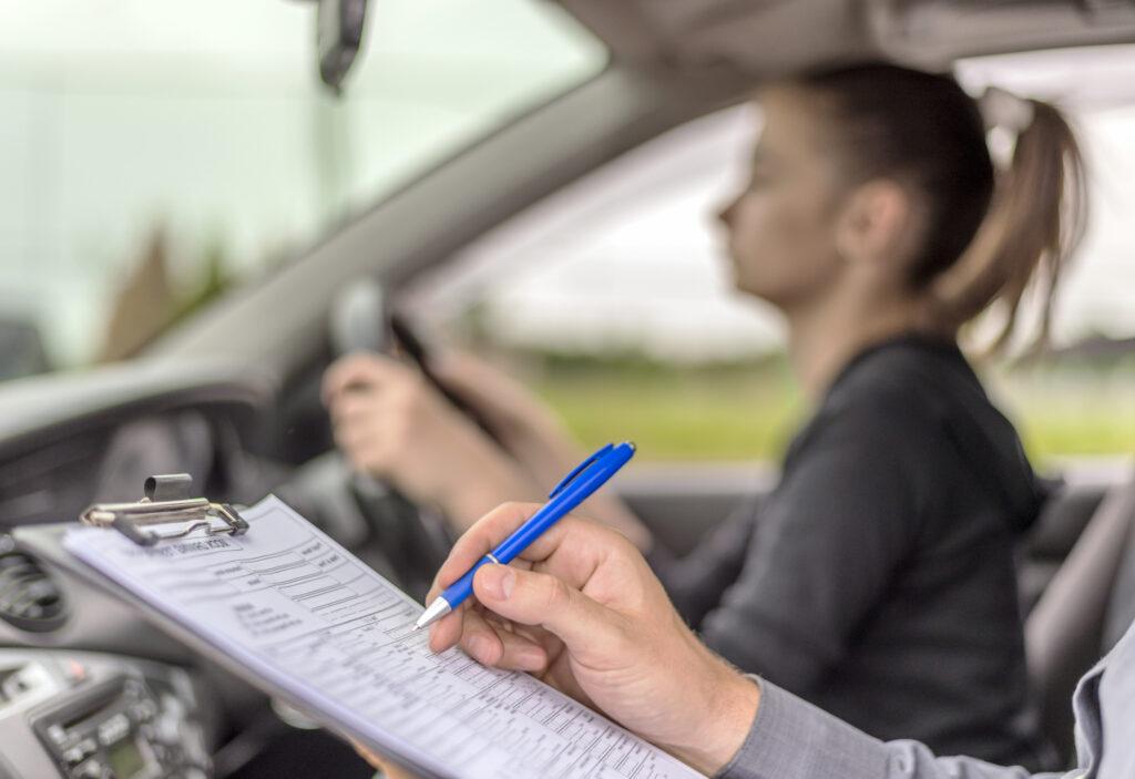 Driving Practice Test Calgary
