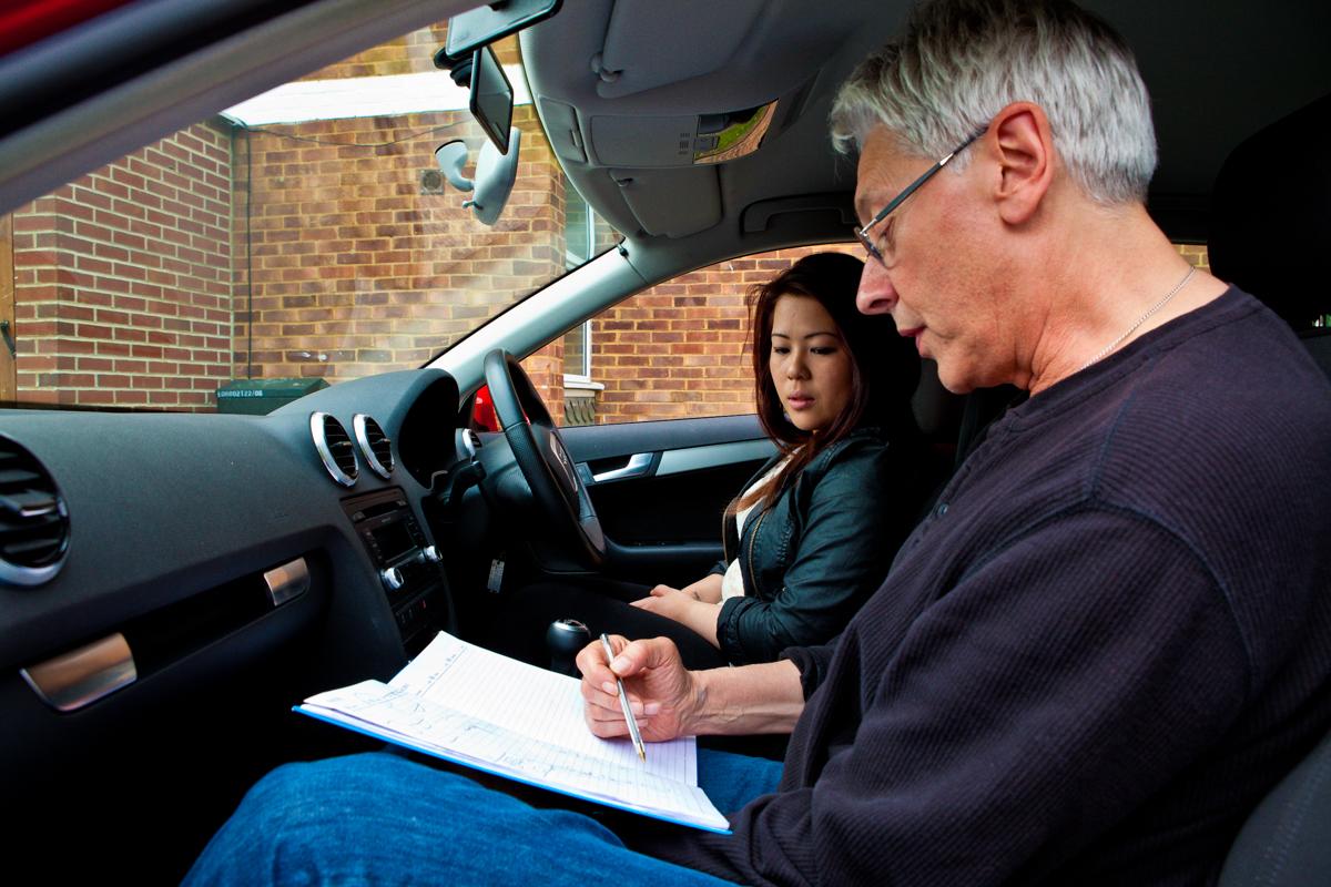 Driving Instructor Calgary